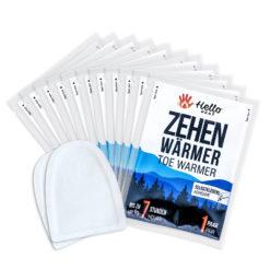 HelloHeat_Zehenwärmer_Fächer_mitProdukten